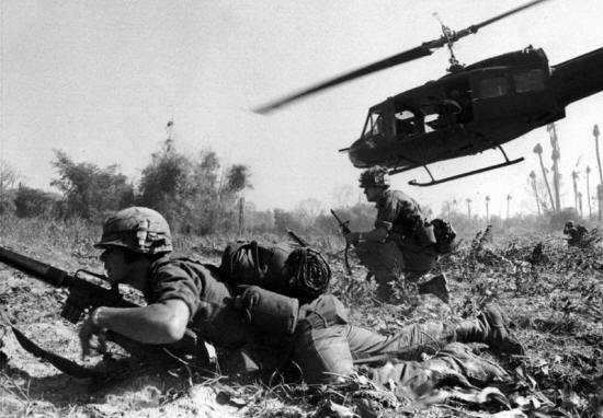 Vietnam War In Pictures Helicopter